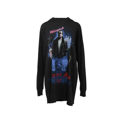 Authentic Second Hand Maison Martin Margiela Mystery Man Six Hoodie (PSS-059-00100)