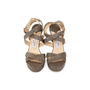 Authentic Second Hand Jimmy Choo Stingray Embossed Sandals (PSS-A62-00005) - Thumbnail 0