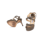Authentic Second Hand Jimmy Choo Stingray Embossed Sandals (PSS-A62-00005) - Thumbnail 4
