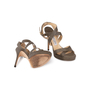 Authentic Second Hand Jimmy Choo Stingray Embossed Sandals (PSS-A62-00005) - Thumbnail 5