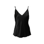 Authentic Second Hand Frame Frayed Satin Camisole (PSS-424-00261) - Thumbnail 0
