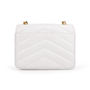 Authentic Second Hand Chanel Chevron Quilt Envelope Flap Bag (PSS-A32-00035) - Thumbnail 2