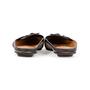 Authentic Second Hand Hermès Canvas Mules (PSS-A32-00076) - Thumbnail 2