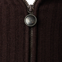 Authentic Second Hand Gucci Collared Cardigan (PSS-A32-00054) - Thumbnail 2