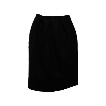 Authentic Second Hand Prada Bubble Skirt (PSS-A32-00071)