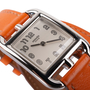 Authentic Second Hand Hermès Cape Cod Watch (PSS-145-00403) - Thumbnail 3