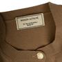 Authentic Second Hand Maison Kitsuné Cashmere Short Sleeve Cardigan (PSS-145-00406) - Thumbnail 2