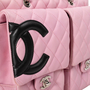 Authentic Second Hand Chanel Cambon Reporter Bag (PSS-606-00106) - Thumbnail 6