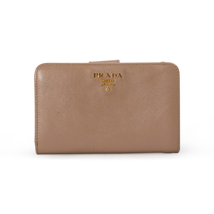 Authentic Second Hand Prada Saffiano Leather Wallet (PSS-A63-00002)