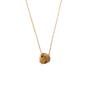 Authentic Second Hand Tiffany & Co Knot Pendant Necklace (PSS-A38-00028) - Thumbnail 1