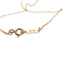 Authentic Second Hand Tiffany & Co Knot Pendant Necklace (PSS-A38-00028) - Thumbnail 4