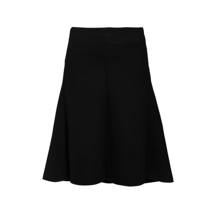 Authentic Second Hand Céline Wool High Low Skirt (PSS-990-00537)