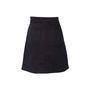 Authentic Second Hand Hermès Belted Detail Denim Skirt (PSS-913-00012) - Thumbnail 0
