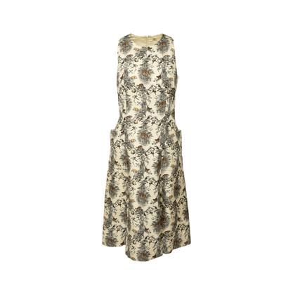 Authentic Second Hand Hermès Jungle Print Silk Dress (PSS-990-00549)