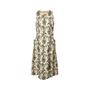 Authentic Second Hand Hermès Jungle Print Silk Dress (PSS-990-00549) - Thumbnail 0