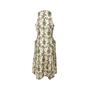 Authentic Second Hand Hermès Jungle Print Silk Dress (PSS-990-00549) - Thumbnail 1