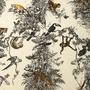 Authentic Second Hand Hermès Jungle Print Silk Dress (PSS-990-00549) - Thumbnail 4