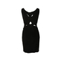 Authentic Second Hand Gucci Cut Out Crystal Front Dress (PSS-990-00550) - Thumbnail 1