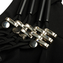 Authentic Second Hand Gucci Cut Out Crystal Front Dress (PSS-990-00550) - Thumbnail 4