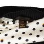 Authentic Second Hand Louis Vuitton Silk Polka Dot Peplum Skirt (PSS-990-00540) - Thumbnail 3