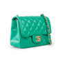 Authentic Second Hand Chanel Mini Square Classic Flap (PSS-114-00038) - Thumbnail 1