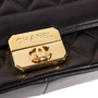 Authentic Second Hand Chanel Retro Clasp Flap Bag (PSS-114-00039) - Thumbnail 5