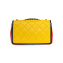 Authentic Second Hand Chanel Small Graphic Flap Bag (PSS-114-00044) - Thumbnail 2