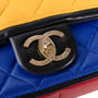 Authentic Second Hand Chanel Small Graphic Flap Bag (PSS-114-00044) - Thumbnail 5