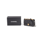 Authentic Second Hand Chanel Embroidered Mini Flap Bag (PSS-114-00043) - Thumbnail 8