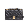 Authentic Second Hand Chanel Embroidered Mini Flap Bag (PSS-114-00043) - Thumbnail 0