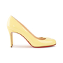 Authentic Second Hand Christian Louboutin Fifi 85 Patent Pumps (PSS-114-00037) - Thumbnail 1