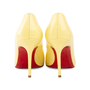 Authentic Second Hand Christian Louboutin Fifi 85 Patent Pumps (PSS-114-00037) - Thumbnail 3