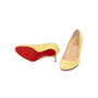 Authentic Second Hand Christian Louboutin Fifi 85 Patent Pumps (PSS-114-00037) - Thumbnail 4