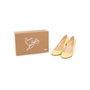 Authentic Second Hand Christian Louboutin Fifi 85 Patent Pumps (PSS-114-00037) - Thumbnail 5