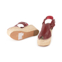 Authentic Second Hand Céline Platform Esapdrille Sandals (PSS-561-00077) - Thumbnail 5