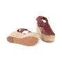 Authentic Second Hand Céline Platform Esapdrille Sandals (PSS-561-00077) - Thumbnail 4