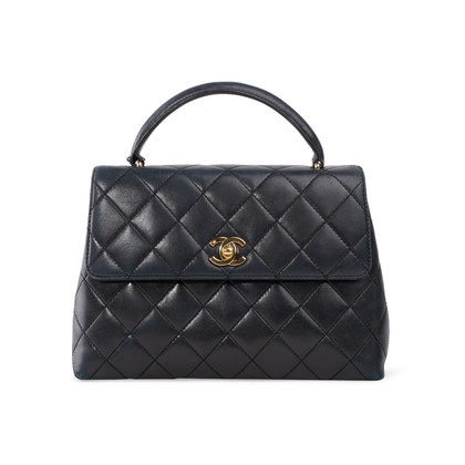 Authentic Second Hand Chanel Kelly Flap Bag (PSS-852-00069)