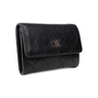 Authentic Second Hand Chanel Flap Coin Wallet (PSS-852-00070) - Thumbnail 1