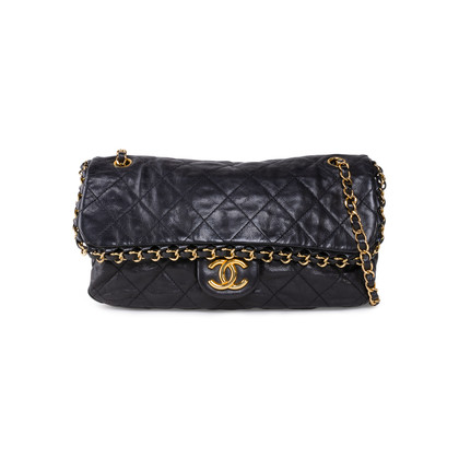 Authentic Second Hand Chanel Chain Flap Bag (PSS-852-00071)