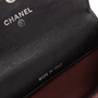 Authentic Second Hand Chanel Flap Coin Wallet (PSS-852-00070) - Thumbnail 5