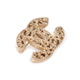 Authentic Second Hand Chanel CC Brooch (PSS-852-00073) - Thumbnail 1