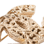 Authentic Second Hand Chanel CC Brooch (PSS-852-00073) - Thumbnail 4