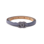 Authentic Second Hand Chanel Cruise 2012 CC Skinny Belt (PSS-852-00075) - Thumbnail 0