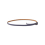 Authentic Second Hand Chanel Cruise 2012 CC Skinny Belt (PSS-852-00075) - Thumbnail 2