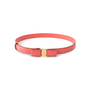 Authentic Second Hand Salvatore Ferragamo Vara Bow Belt (PSS-852-00077) - Thumbnail 1