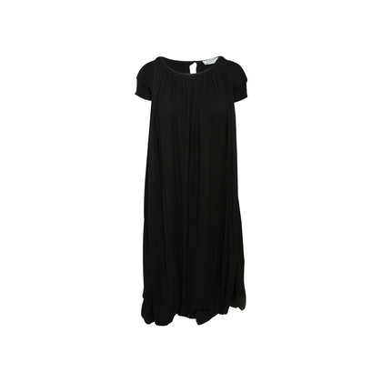 Authentic Second Hand Yves Saint Laurent Wool Shift Dress (PSS-852-00093)
