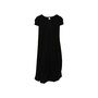 Authentic Second Hand Yves Saint Laurent Wool Shift Dress (PSS-852-00093) - Thumbnail 1