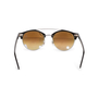 Authentic Second Hand Ray Ban Clubround Mirror Sunglasses (PSS-A70-00015) - Thumbnail 4