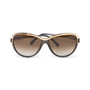 Authentic Second Hand Fendi Oversized Gradient Sunglasses (PSS-A70-00016) - Thumbnail 0