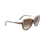 Authentic Second Hand Fendi Oversized Gradient Sunglasses (PSS-A70-00016) - Thumbnail 2